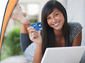 Personal Credit Card Image